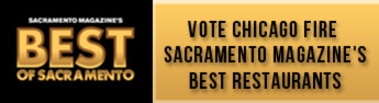 Vote Chicago Fire Sacramento Magazine's Best Restaurants